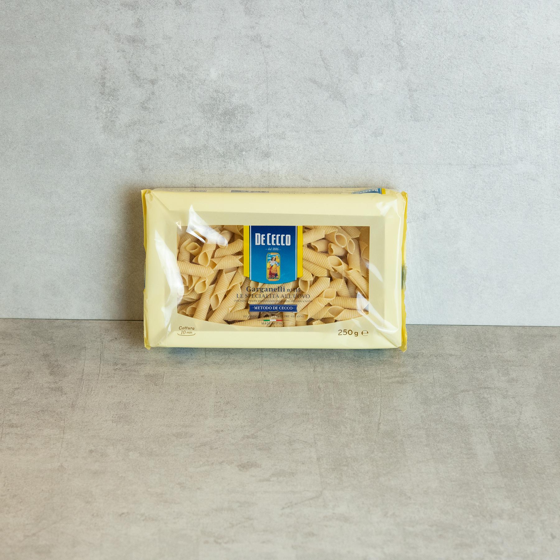 dececco-garganelli-250-g---paeckchen-markthalle20-1