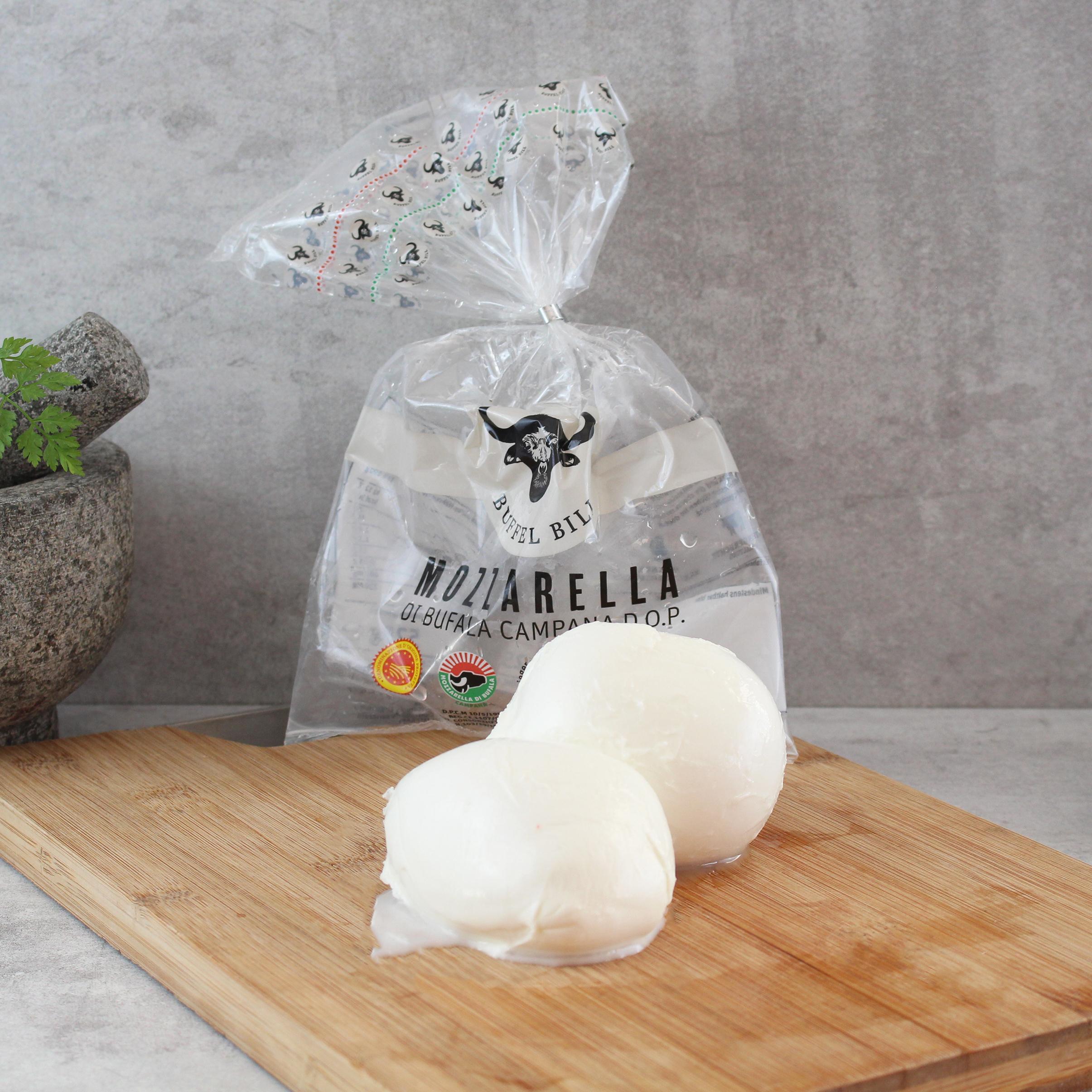 Mozzarella di bufala, d.o.p., Büffel Bill  | Italien